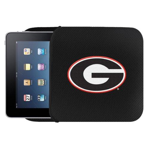 NCAA Georgia iPad Sleeve (Georgia Bulldog Tablet Cover compare prices)