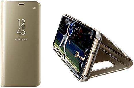 Funda Samsung S8 Plus Clear View Standing Cover, Aursen Carcasa ...
