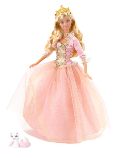 amazon com barbie as princess annaliese toys games