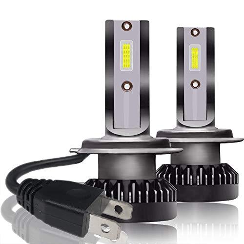 XCSOURCE H7 Mini LED Headlight Conversion Kit Car Auto COB Chips Super Bright Headlamp DC9-32V 200W 8000LM LD1618