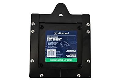 Attwood Corporation Quick Disconnect Seat Mount
