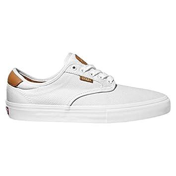 Vans Chima Ferguson Pro Skate Shoes White White UK 7  Amazon.co.uk ... 1cf694924