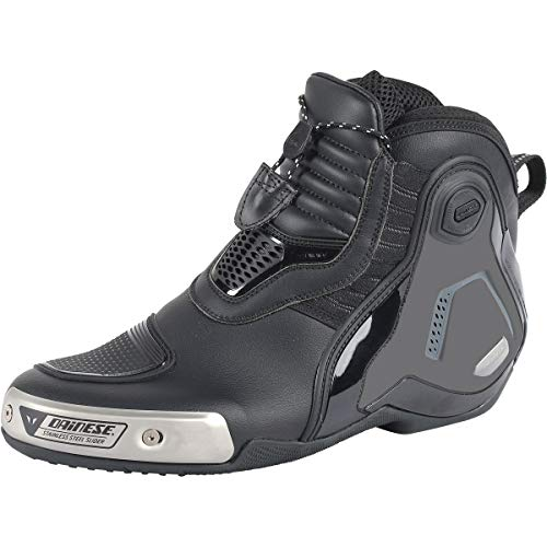Used, Dainese Dyno Pro D1 Mens Shoes Black/Anthracite EU for sale  Delivered anywhere in USA