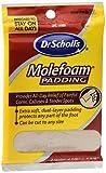 Dr. Scholl's Molefoam Padding Strips - 2 each, Pack of 6