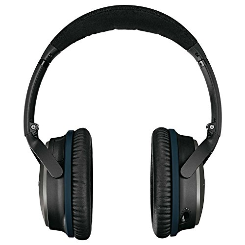 017817652520 - Bose QuietComfort 25 Acoustic Noise Cancelling Headphones for Apple Devices, Black carousel main 3