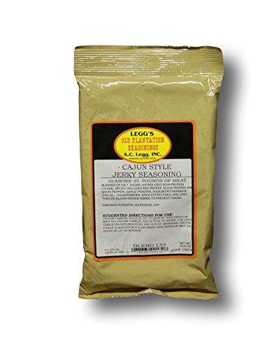 A.C. Legg INC Cajun Jerky Seasoning - Nesco Jerky Spice Works