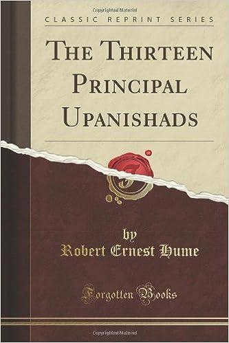Download bøger om kindle fire hd The Thirteen Principal Upanishads (Classic Reprint) in Danish PDF PDB CHM