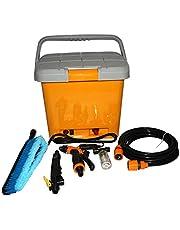 Portable high pressure car washer,DC 12V