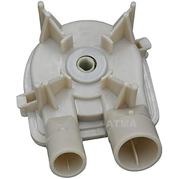 Amazon.com: 3363394 Washer Water Drain Pump for Whirlpool ...