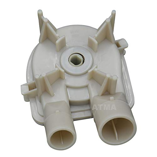 3363394 Washer Drain Pump Replacement Parts Compatible with Whirlpool Kenmore Maytag Washing Machine 3352492 21024…