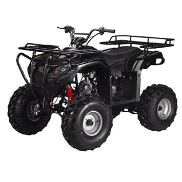 Amazon.com: Atv 125cc de tamaño completo semi ...