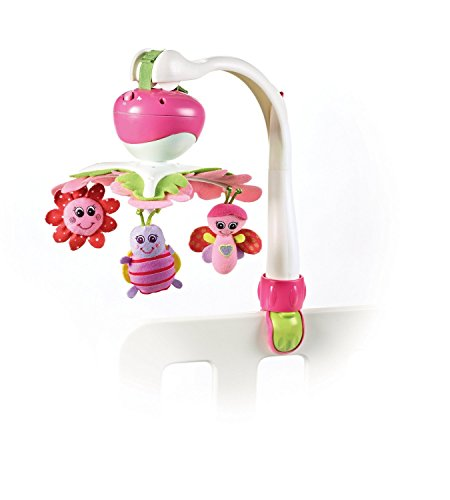 Tiny Princess, Baby Mobile with 5 Soothing Melodies & Adorable Characters by Tiny Love