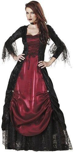 Victorian Womens Costumes (InCharacter Costumes Women's Gothic Vampiress Costume - Size Medium)