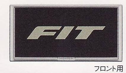 FIT ライセンスフレーム(フロント用:メッキタイプ)