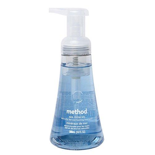 - Method Foaming Hand Wash, Sea Minerals 10 Fl Oz