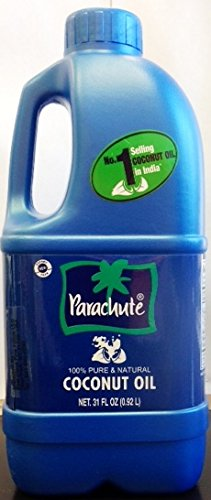 Parachute Coconut Oil 917ml Export