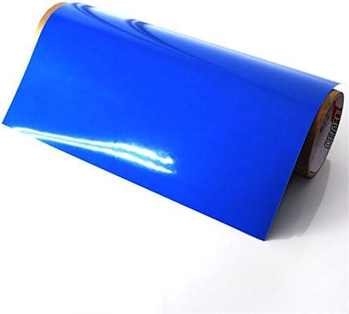 Flex Camiseta de textil pantalla para plotter 5 unidades DIN A4 – Neon Azul – siser a0027: Amazon.es: Jardín
