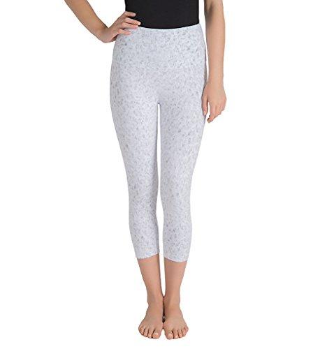 64951eff4ccb22 Lysse Leggings Shaping Capri Legging (1215) XL/Grey Sketch