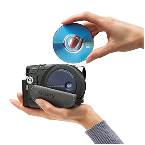 amazon com sony dcrdvd101 dvd handycam camcorder w 10x optical rh amazon com sony handycam dcr dvd201 manual sony handycam dcr-dvd101e manual
