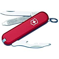 Victorinox Swiss Army Rally Pocket Knife (Red)
