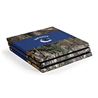 Vancouver Canucks PS4 Pro Console Skin - Vancouver Canucks Realtree Xtra Camo   NHL X Skinit Skin