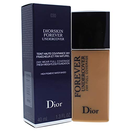 Diorskin Forever Undercover 24H Full Coverage Ultra Fluid Foundation by Dior Medium Beige TBC