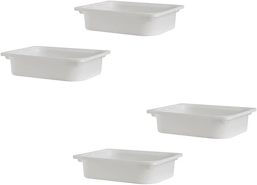 Ikea TROFAST Storage box - Parent (4, White)