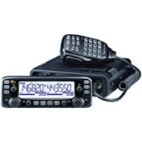 Icom Original IC-2730A DELUXE 144/440 Dual Band Amateur Ham Mobile Transceiver - 50 Watts with MBA-5 Remote Head Bracket