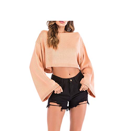 Colore Donna M Mostrato Dimensione a Sexy Corto Come Mostrato Camicia da Top monocromatiche Pullover Camicetta Heeecgoods Come Tunica Maniche Camicia Camicette Felpe Pipistrello Camicette a qtBRUU