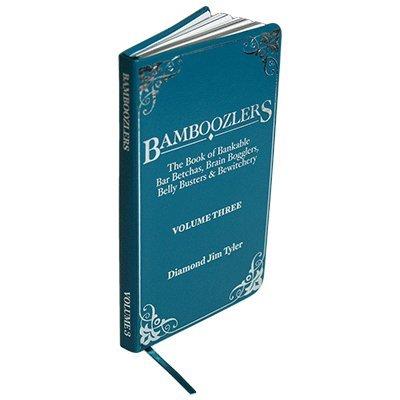 Bamboozlers Vol. 3 by Diamond Jim Tyler - Book Diamond Jim Productions