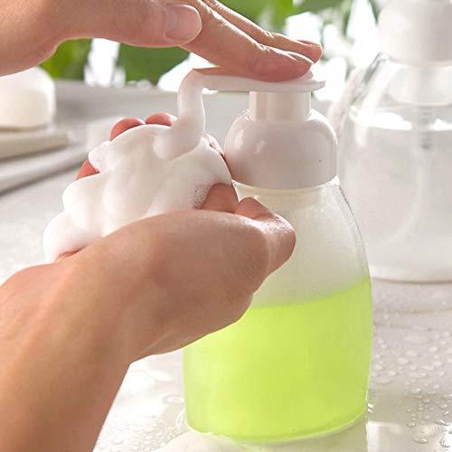 Amazon.com: Autumn Water 30/60/100/150/300ml Foaming Bottle Foaming Soap Dispenser Pump Shampoo Lotion Shower Gel Foam Pump Bottles dispensador de jabon: ...