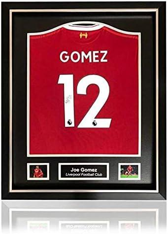 Desconocido Joe Gomez Liverpool 2017-18 - Camisa de casa ...