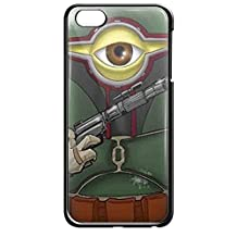 Boba Fett Star Wars Minion despicable me funny For Iphone Case And Samsung Galaxy Case (iPhone 5/5s Black)