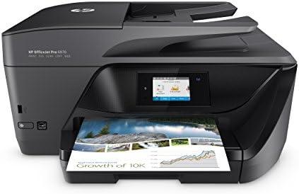 HP OfficeJet Pro Pro 6970 - Impresora multifunción (inyección de ...