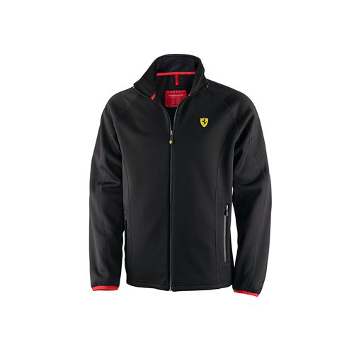 Ferrari Men's Fleece Jacket - Men Ferrari For Jacket