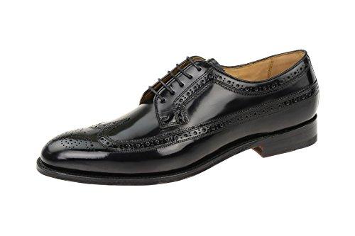 Gordon & Bros5131-a Black - zapatos con cordones Hombre , color negro, talla 42 EU