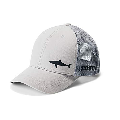 - Costa Del Mar Ocearch Blitz Trucker Hat (Gray,O/S)