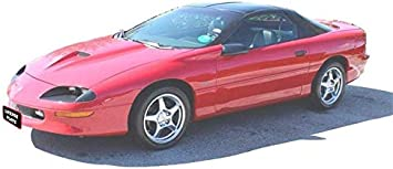 STO N SHO Front License Plate Bracket for 1995-1997 Chevrolet Camaro Z28