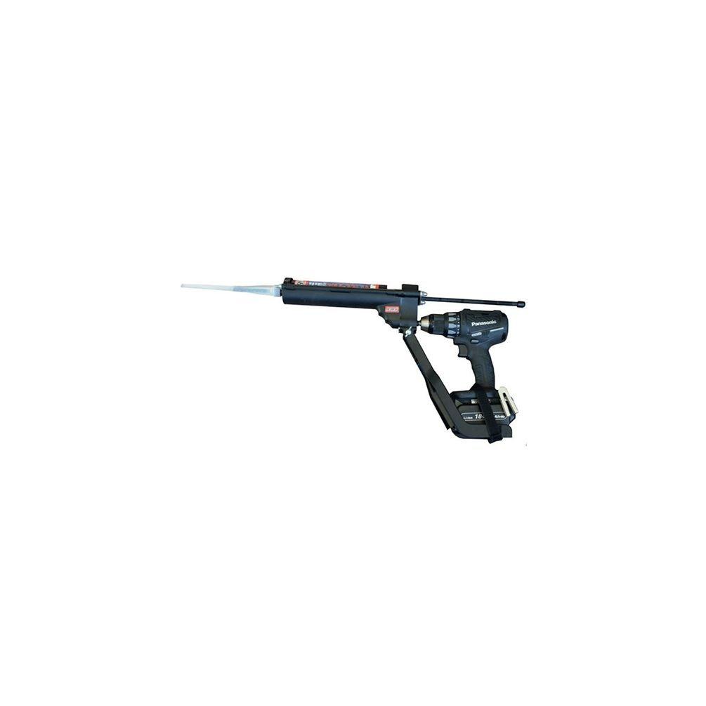 Alsafix Pistolet d injection 300 ml compatible sur toutes les visseuses 234300KG Alsafix
