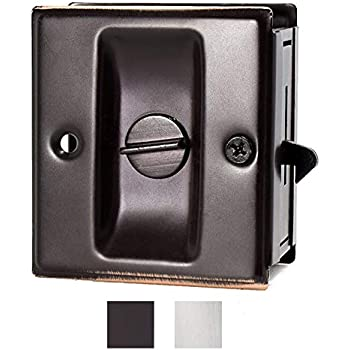 Schlage 991 1 3 4 Quot X 2 1 4 Quot Privacy Pocket Artisan Sliding