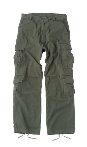 Vintage Paratrooper Fatigues (Medium