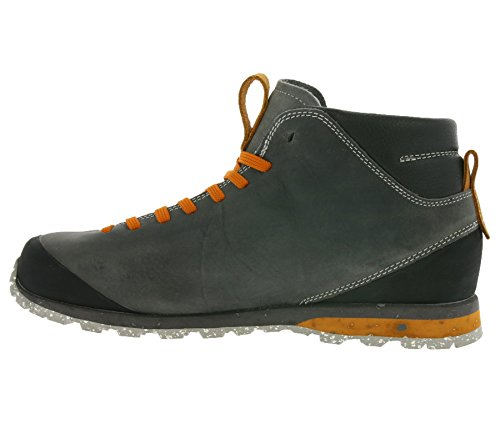 Aku Bella Mont Fg Mi-gtx Unisexe Adulte Chaussures De Fitness En Plein Air Gris Orange