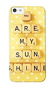 Graceyou High Quality You Are My Sunshine Case For Iphone 6 (4.5) / Perfect Case For Lovers