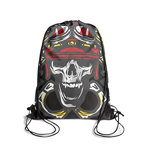 e Firm Hiking Drawstring Backpack Cinch for women's Daily Use ()