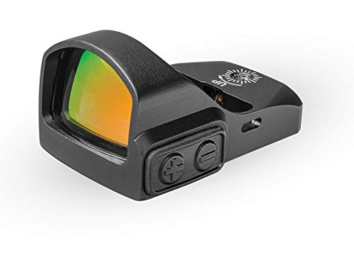 - TRUGLO TRU-TEC Micro Sub-Compact Tactical Open Red Dot Sight