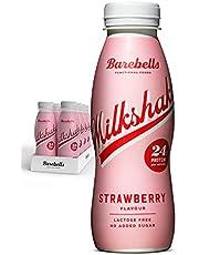 Barebells Protein Milkshake (Case of 8) - Strawberry