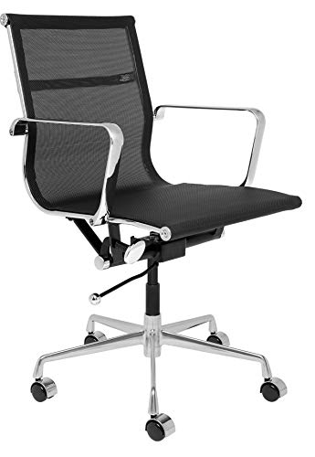 Laura Davidson Furniture SOHO Mesh Management Chair for sale  Delivered anywhere in USA