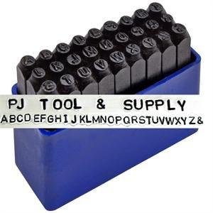 (Enkay 3500  1/8-Inch Letter Stamping Set)