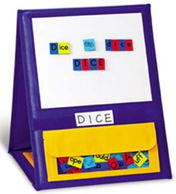 Magnetic Tabletop Pocket Chart Each By Learning Resources