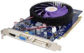 DVI//VGA Video Card w//HDMI /& HDCP Support Sparkle GeForce GT240 512MB DDR5 PCI Express PCI-E